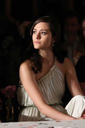 Emmy Rossum – Lanvin and Living Beauty Host An Evening of Fashion – April 2014