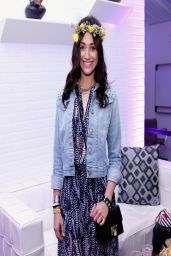 Emmy Rossum - Samsung Galaxy Owners Lounge at Coachella 2014