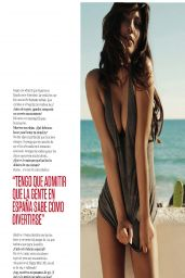 Esmeralda Alvarez - FHM Magazine (Spain) April 2014 Issue