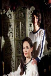 Eva Green and Lena Headey - New York Daily News Photoshoot (2014)