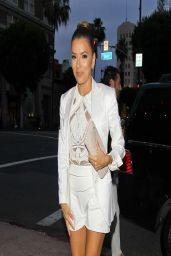 Eva Longoria - Outside the Beso Restaurant in Hollywood - March 2014