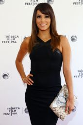 Eva Longoria - Tribeca Talks: After the Movie: Food Chains in NYC (2014)