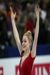 Gracie Gold - ISU World Figure Skating Championships - March 2014