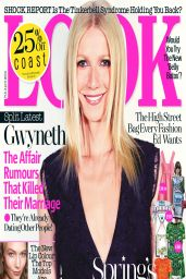 Gwyneth Paltrow - Look Magazine (UK) - April 7th, 2014 Cover