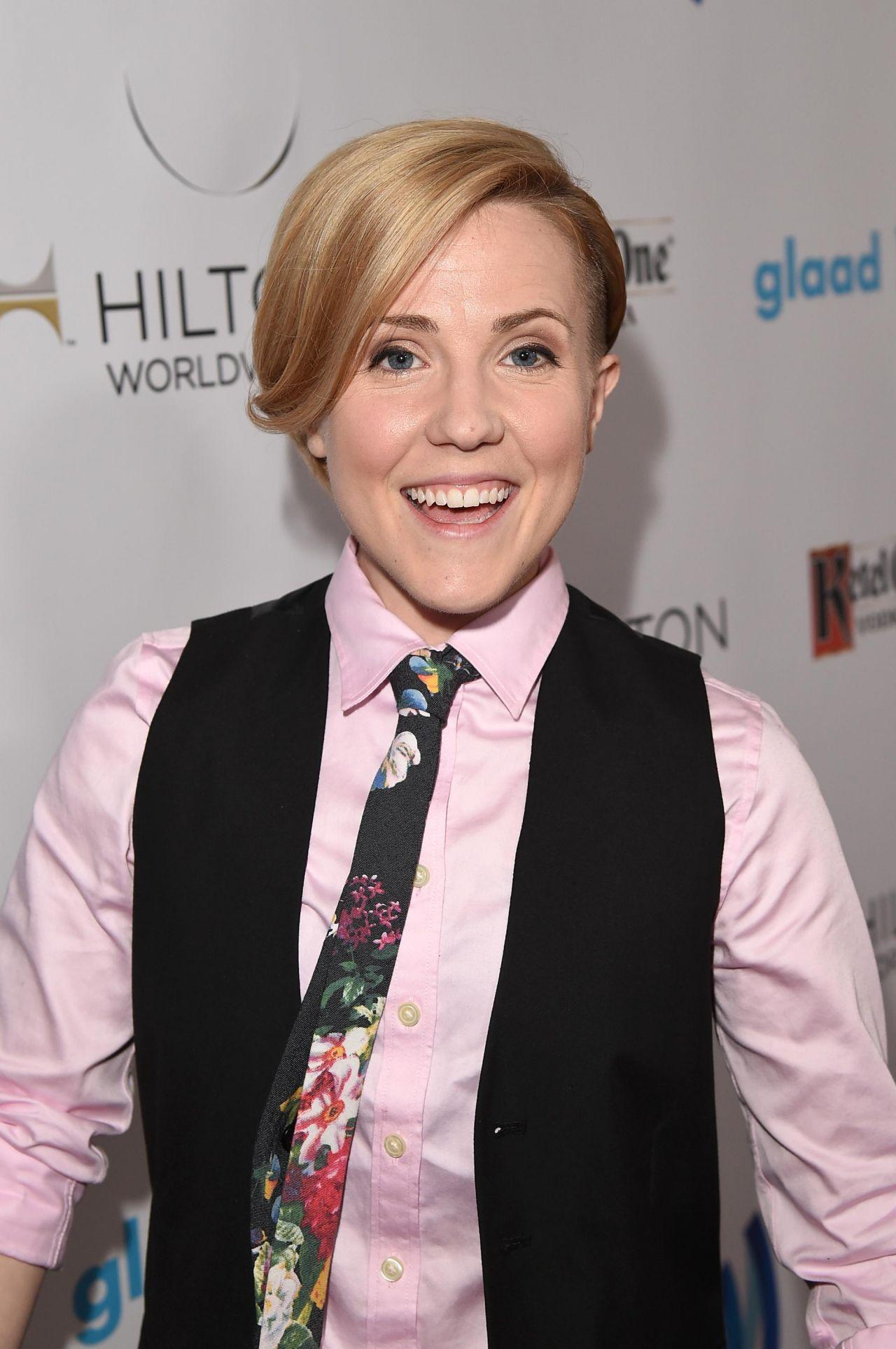 Hannah Hart - 2014 GLAAD Media Awards in Los Angeles