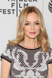 Heather Graham - 2014 Tribeca Film Festival Awards Night