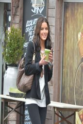 Helen Flanagan - Out in Alderley Edge, Cheshire - April 2014