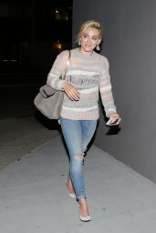Hilary Duff Casual Style – Out in West Hollywood - April 2014