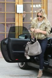 Hilary Duff - Out in Beverly Hills - April 2014