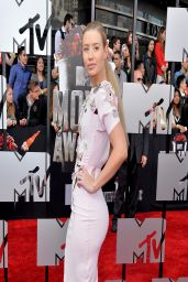 Iggy Azalea Wearing John Galliano Dress - 2014 MTV Movie Awards in LA