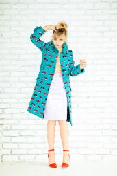 Imogen Poots - Photoshoot for Marie Clare Magazine March 2014