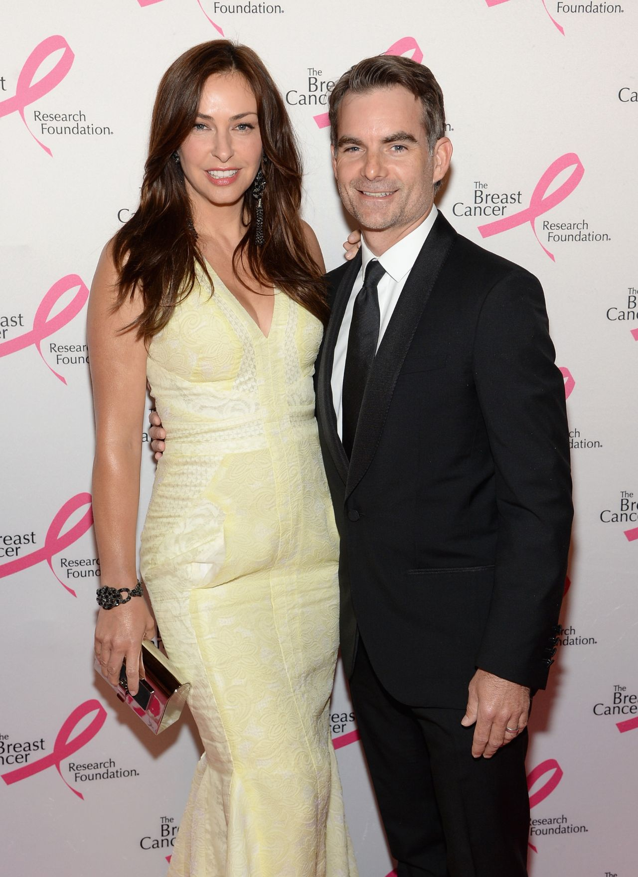 Ingrid Vandebosch – The Breast Cancer Foundation's 2014 Hot Pink Party in New york City