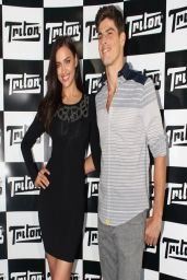 Irina Shayk - Triton Fashion Show After Party in Sao Paulo - April 2014