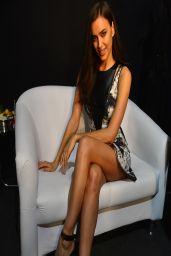 Irina Shayk - Vogue Magazine (Brazil) Interview in Sao Paulo - April 2014