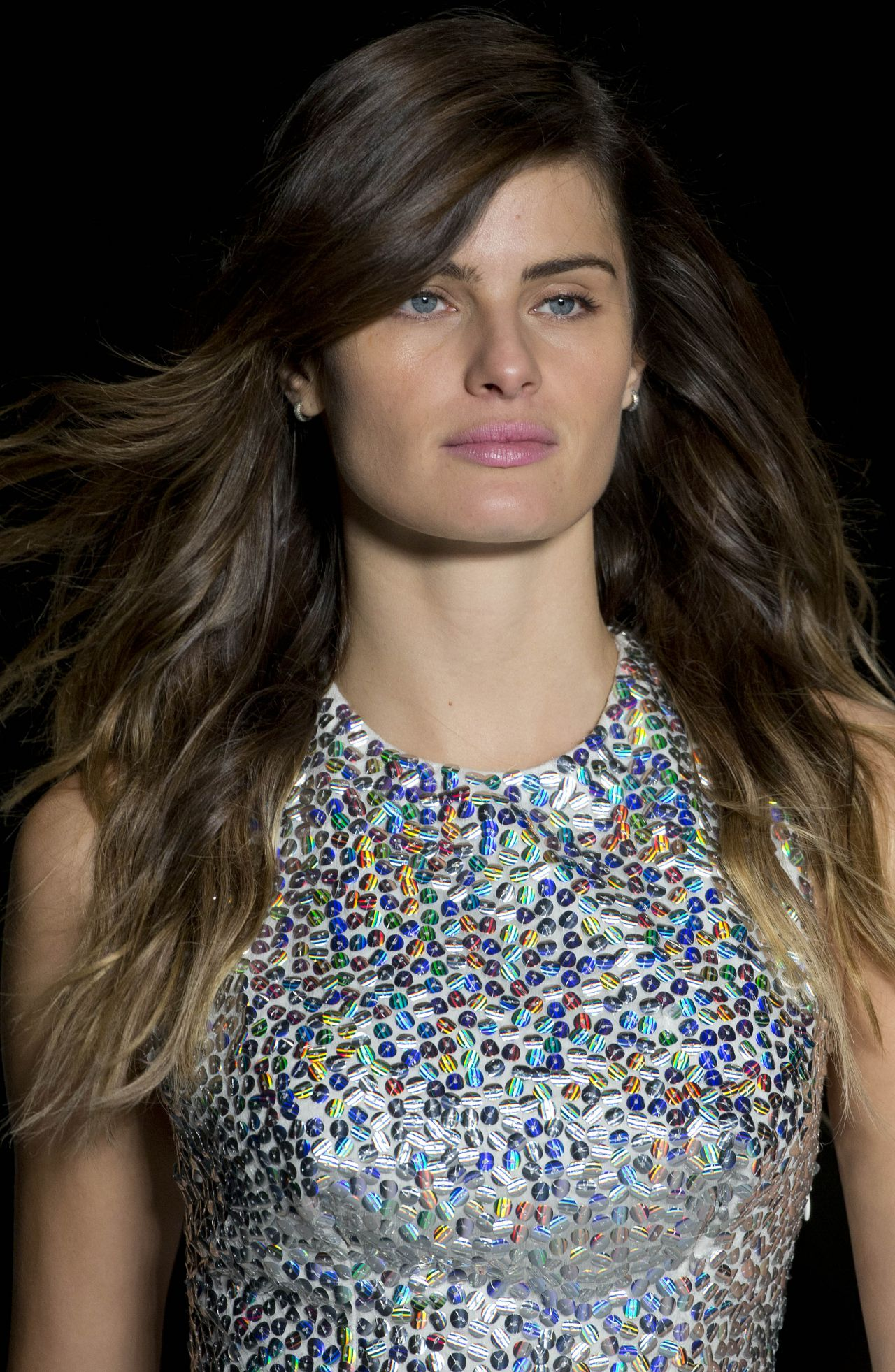 Isabeli Fontana - Tufi Duek Summer Collection - March 2014