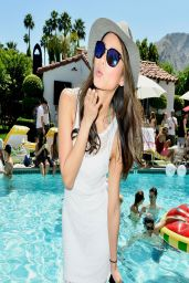 Jamie Chung - GUESS Hotel in Palm Springs - April 2014