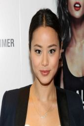 Jamie Chung - Schutz Summer 2014 Collection Launch in NYC