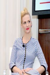 January Jones - Lucky FABB:Fashion and Beauty Blog Conference in Beverly Hills - April 2014