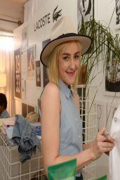 Jena Malone - LACOSTE Beautiful Desert Pool Party at Coachella - April 2014