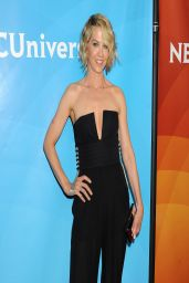 Jenna Elfman - NBC Universal Summer Press Day in Passadena - April 2014