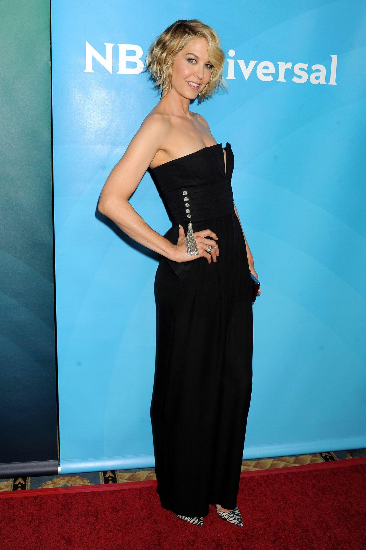 Jenna Elfman Nbc Universal Summer Press Day In Passadena
