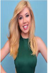Jennette McCurdy - Glitter Magazine (2014 )