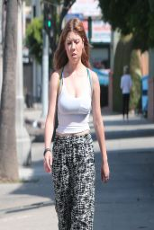 Jennette McCurdy - Out in Los Angeles - April 2014