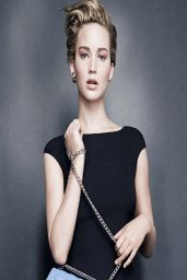 Jennifer Lawrence - Miss Dior Spring 2014 Photoshoot (by Patrick Demarchelier)