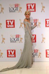 Jessica Marais - 2014 Logie Awards in Melbourne  (Australia)