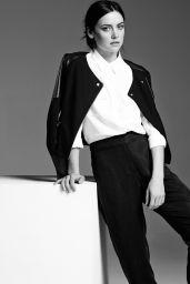 Jessica Stroup – Aritzia Magazine Photoshoot 2014