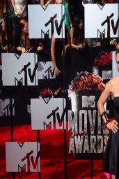 Jill Wagner - 2014 MTV Movie Awards