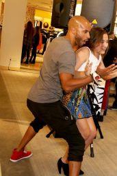 Joanna JoJo Levesque - Neiman Marcus Celebrate McQ