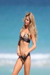 Joanna Krupa Bikini Photoshoot Candids - Miami – April 2014