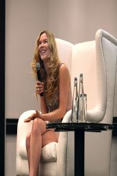 Joss Stone in Johannesburg - at a Press Conference - April 2014