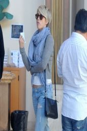 Julianne Hough - Booty in Jeans,  Out in Los Angeles - April 2014