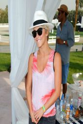 Julianne Hough - LACOSTE Beautiful Desert Pool Party at Coachella 2014