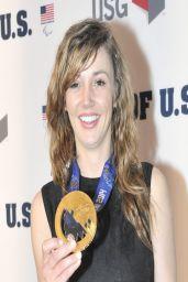 Kaitlyn Farrington - USOC's Best of US Awards 2014 in Washington