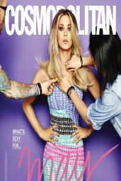 Kaley Cuoco – Cosmopolitan Magazine May 2014 Issue (HQ)
