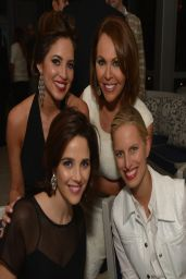 Karolina Kurkova - Haute Living Honors Mark & Rhea Burnett in Miami Beach - April 2014