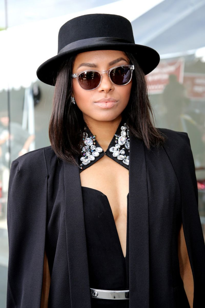 Kat Graham - 2014 John Varvatos Stuart House Benefit in West Hollywood