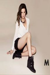 Kate Beckinsale - Photoshoot for Metroсity - Spring/Summer 2014