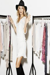 Kate Hudson -  Photoshoot for Lindex Spring-Summer 2014