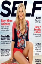 Kate Hudson - Self Magazine May 2014 Issue