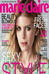 Kate Mara - Marie Claire Magazine May 2014 Issue
