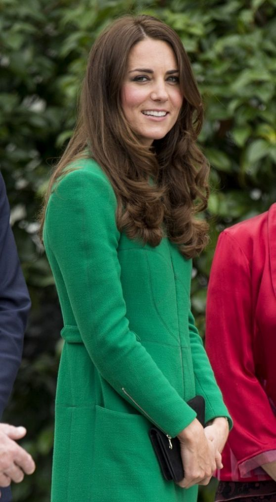 Kate Middleton Out In Cambridge New Zealand April 2014