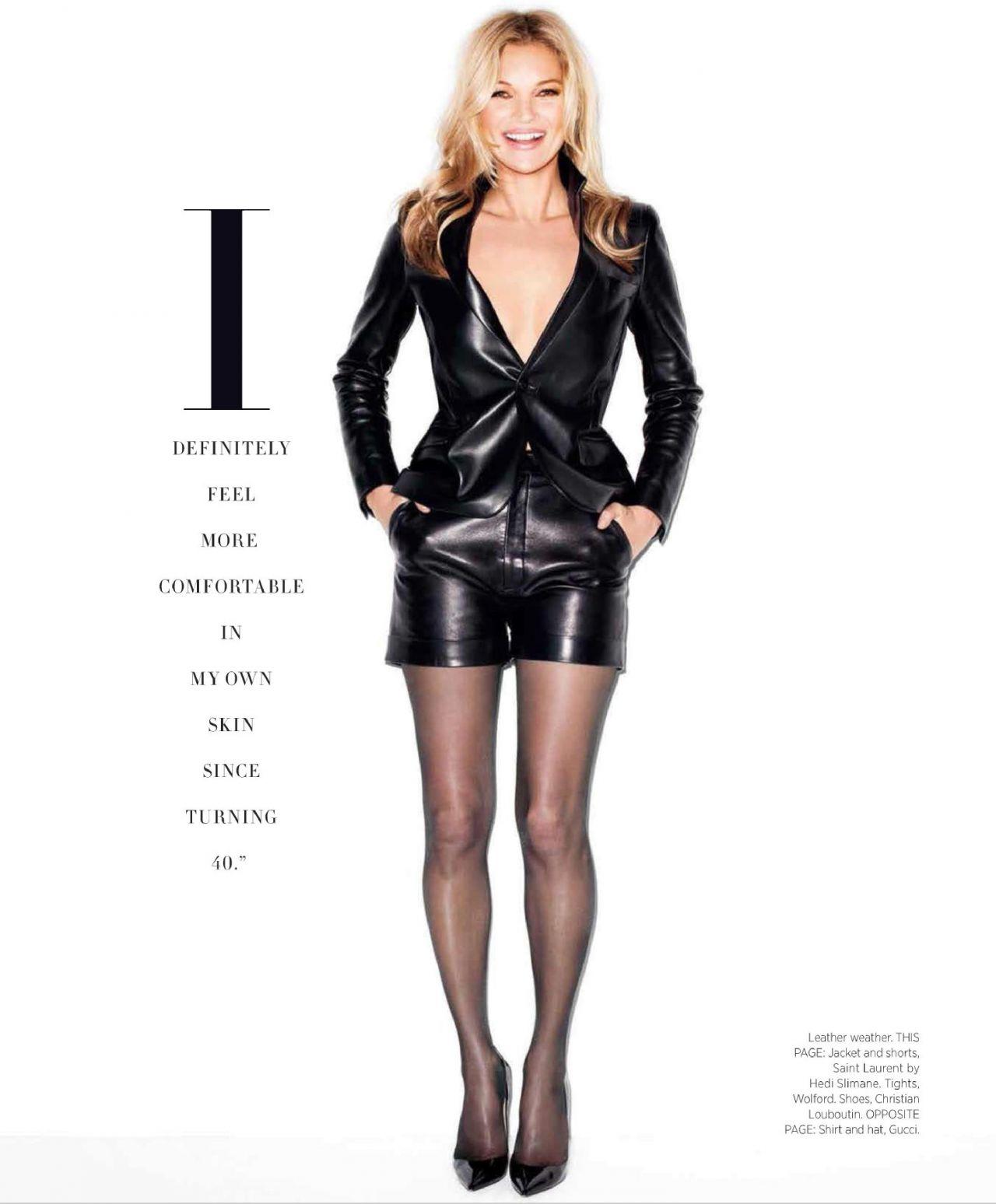 Kate Moss Harper S Bazaar Magazine May 2014 Issue