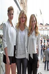 Kate Upton, Cameron Diaz & Leslie Mann -
