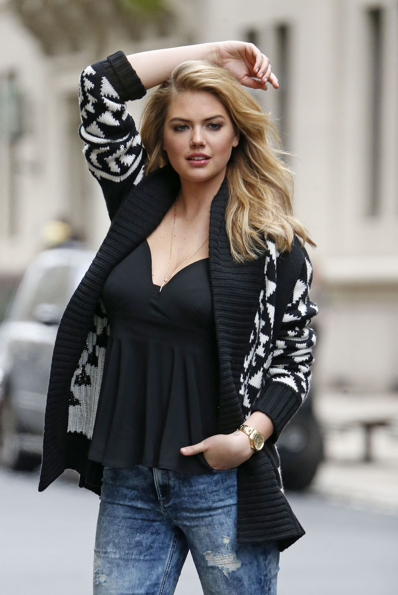 Kate upton swimsuit edition outtakes - 1 4