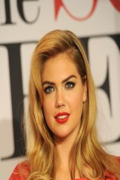 Kate Upton Wearing Fendi Dress -