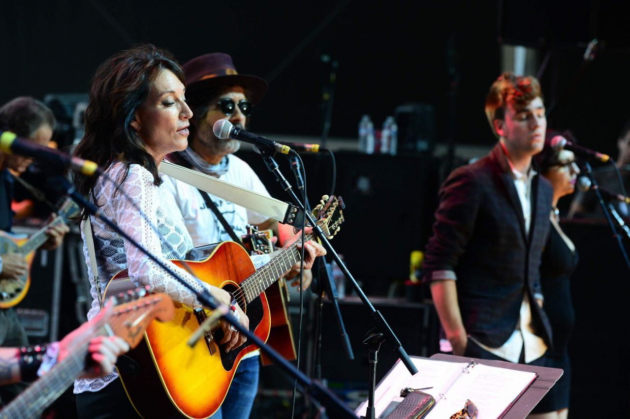 Katey Sagal Perform During 2014 Stagecoach California
